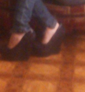 Туфли на высокой тонкетке