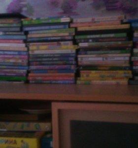 Продаю DVD диски