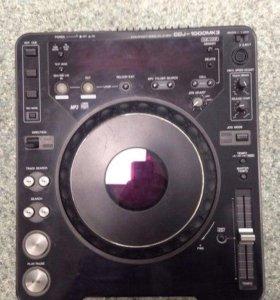 Цифровая CD-дека Pioneer CDJ-1000 MK3