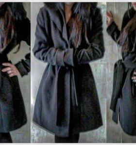 Пальто дублёнка