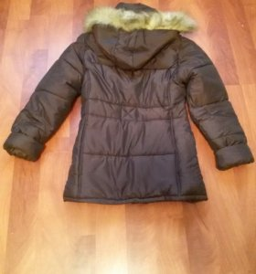 Теплая куртка 42 размер,рост 158-164