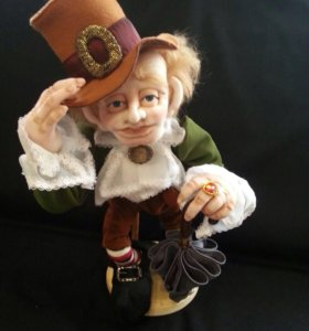 Продажа кукол ручной работы