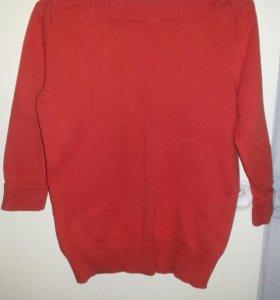 Пуловер р-р 48