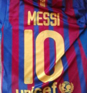 Футболка футбольная Messi