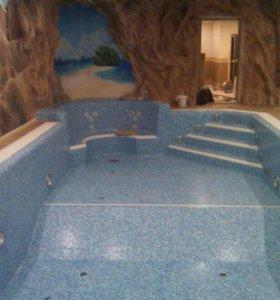 Хамам бассейн сауна