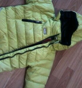 Зимняя куртка фирмы Рейма