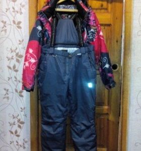 Горно лыжный костюм. Телефон для связи 89826876289
