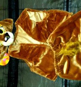 Карнавальный  костюм оленя на новый год