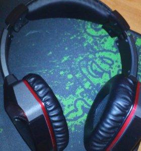 Наушники с микрофоном A4Tech Bloody G501