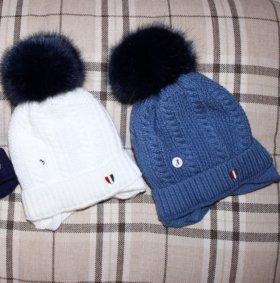 Новые шапки на мальчика