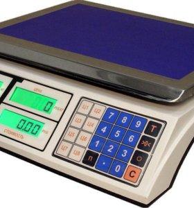 Весы торговые электронные 35 кг