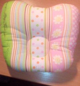 Детская ортопедическая подушка Бабочка.