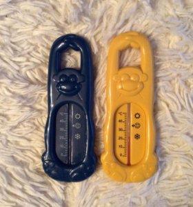 Термометр водный детский
