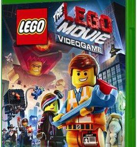 Игра Lego movie xbox one