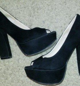 Туфли 37,5 размер