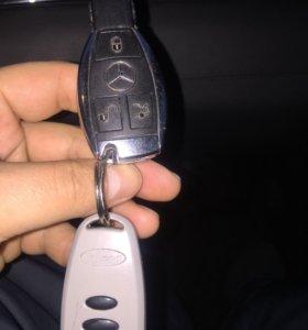 Ключ от мерседеса