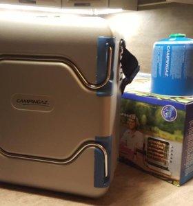 Портативная газовая шашлычница Campingaz Rotario