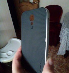 Бампер на Самсунг S4 новый