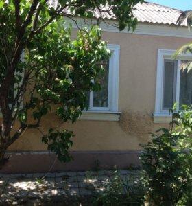 Дом в центре станицы Анапской