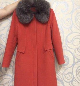 Зимнее пальто фирмы Lanika