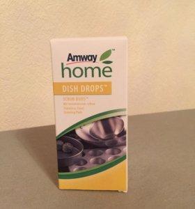Металические губки для мытья посуды. 4 шт