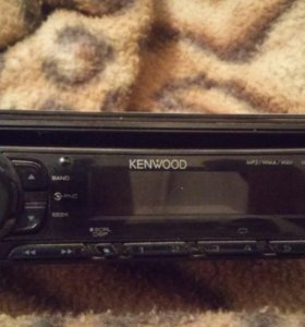 Магнитола kenwood kdc-100q