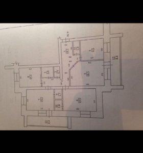 4-комнатную кв. ул. Славского 2