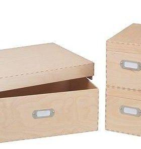 Коробки ящик икеа ikea