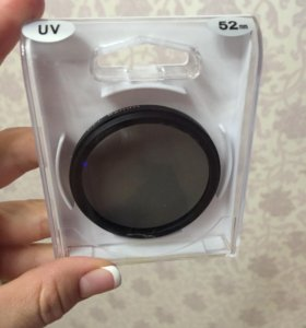 Фильтр поляризационный 52 мм