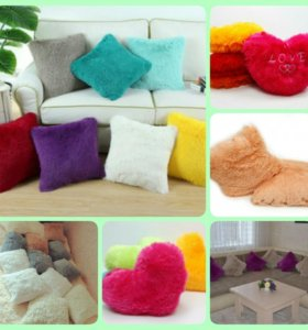 Наволочки и подушки