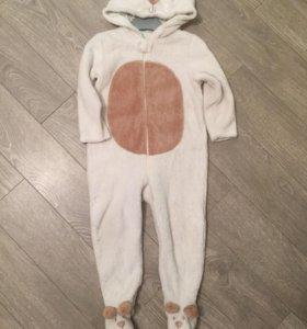 костюм мишки