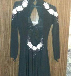 Платье La для спортивео бальных танцев