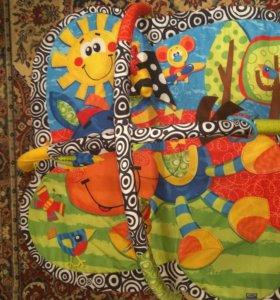 Продам развивающий коврик PlayGro