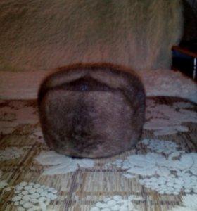 Шапка норковая( мужская)