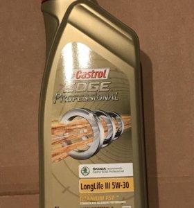Масло моторное Castrol prof LL 5w30