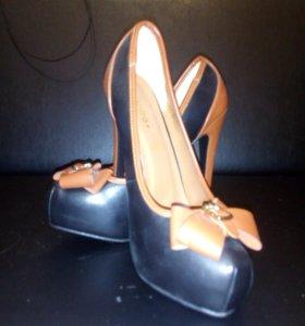 Обувь,туфли на платформе, туфли на высоком каблуке