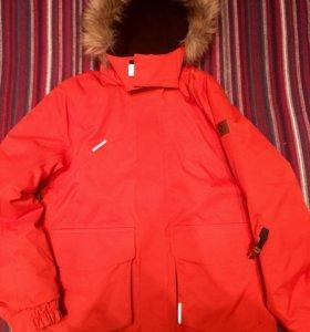 Куртка зимняя на мальчика 146-152