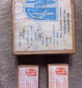 Иглы-75номер на швейные машинки-много(СССР)