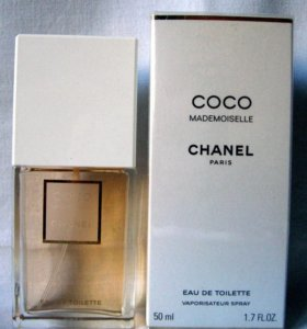 Chanel Mademoiselle Coco (50) edt women. Раритет