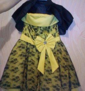 Детское платье (9_11 лет)