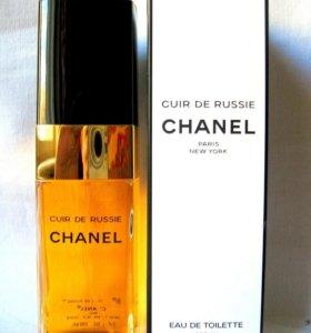 Chanel Cuir De Russie (100) edt women. Раритет