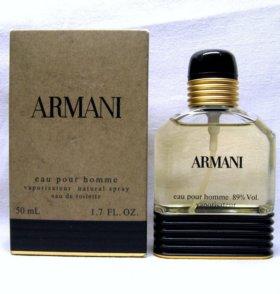 Giorgio Armani Armani (50) edt men. Раритет.