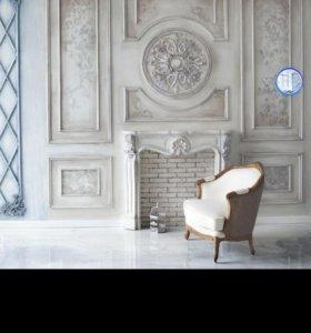 Декорирование интерьера