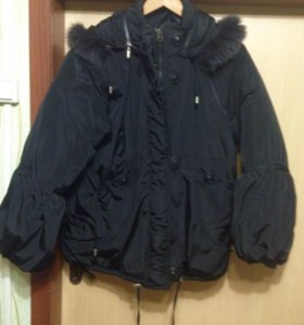 Новая женская зимняя куртка 50-52р
