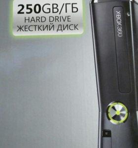 Xbox-360. 250G