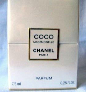Chanel Mademoiselle Coco (7.5) parfum. Раритет