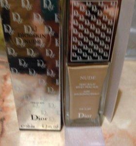 Christian Dior - Тональный крем DIOR NUDE тон 12