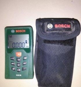 Лазерная рулетка BOSCH