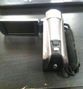 Видеокамера Canon Legria hf r205 e