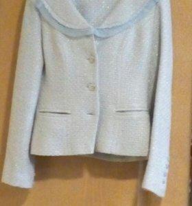 Теплый костюм 46 р-р